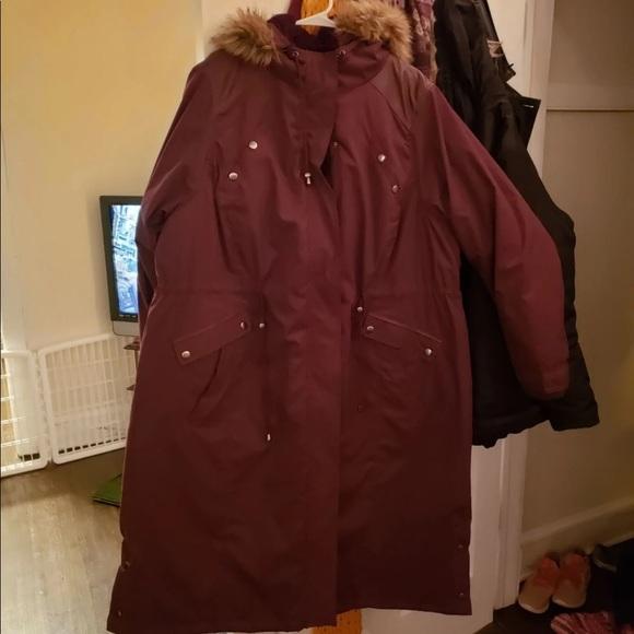4fd893e0bd1 Torrid winter coat. M 5c391d05bb76158dd6dd00d9